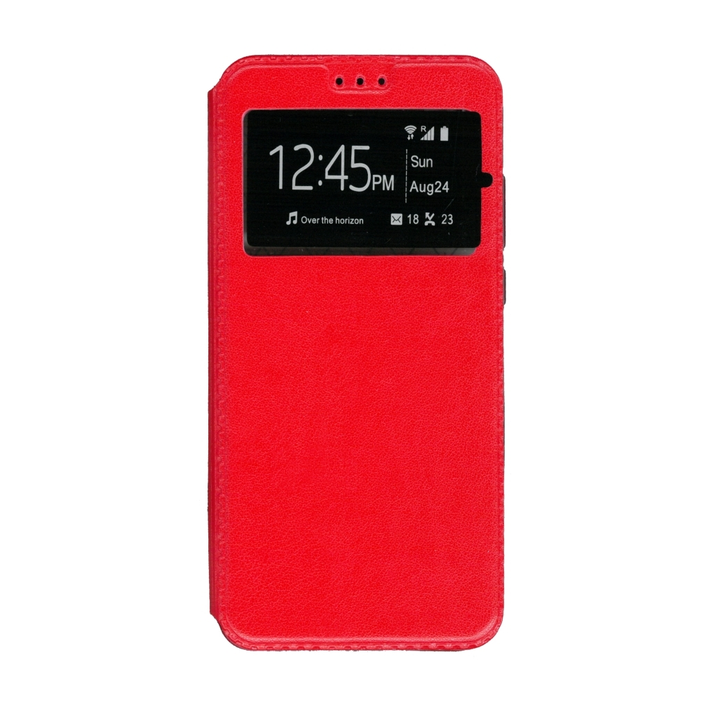 Husa MD Book View red pt Huawei P Smart