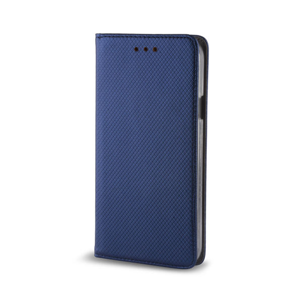 Husa book view dark blue pt Lenovo K5 plus