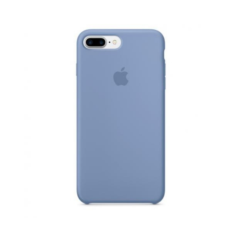 Husa protectie spate Apple silicon MQ0M2ZM azure pt iPhone 7+