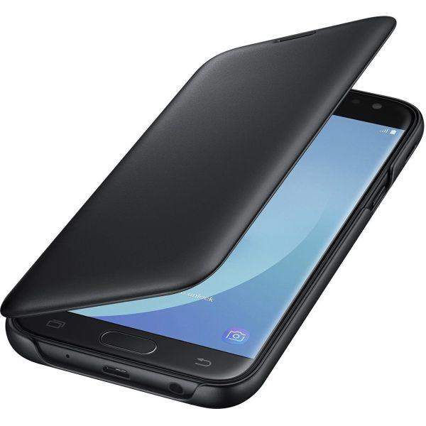 Husa Samsung flip wallet black pt Samsung Galaxy J5(2017)