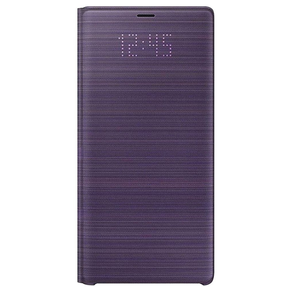 Husa Samsung Led View Cover lavender pt Samsung Galaxy Note 9