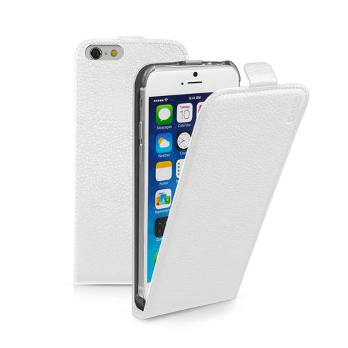 Husa SBS flip TEFLIPip647W white pt Apple iPhone 6