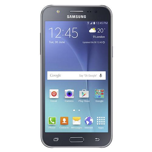 Smartphone Dual SIM Samsung Galaxy J5 LTE 8GB black Resigilat