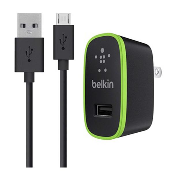 Incarcator retea si cablu de date Belkin F8M667VF04 microusb