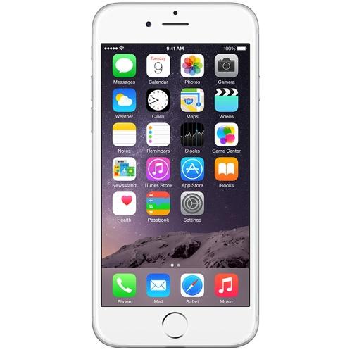 Imagine indisponibila pentru Telefon mobil Apple iPhone 6 LTE 16GB silver
