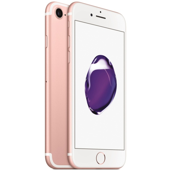 Smartphone Apple iPhone 7 LTE 128GB rose gold