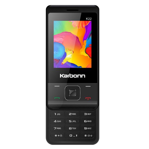 Telefon Dual SIM Karbonn K22 black