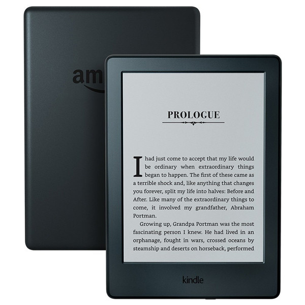 eBook Reader Kindle Glare Free Gen 8 WiFi Touch Screen 6.0 black
