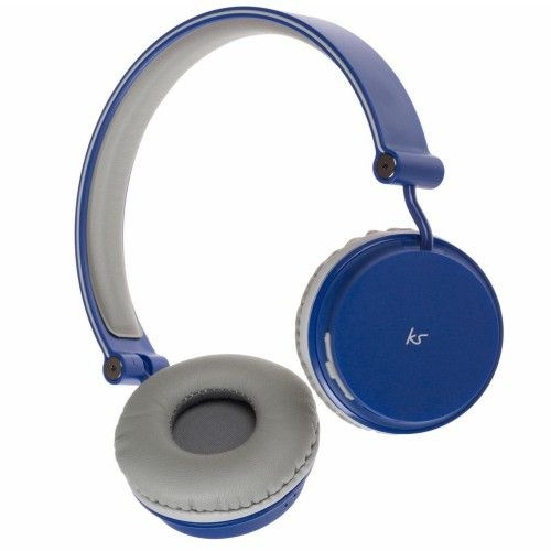 Casca bluetooth Kit Fresh stereo blue