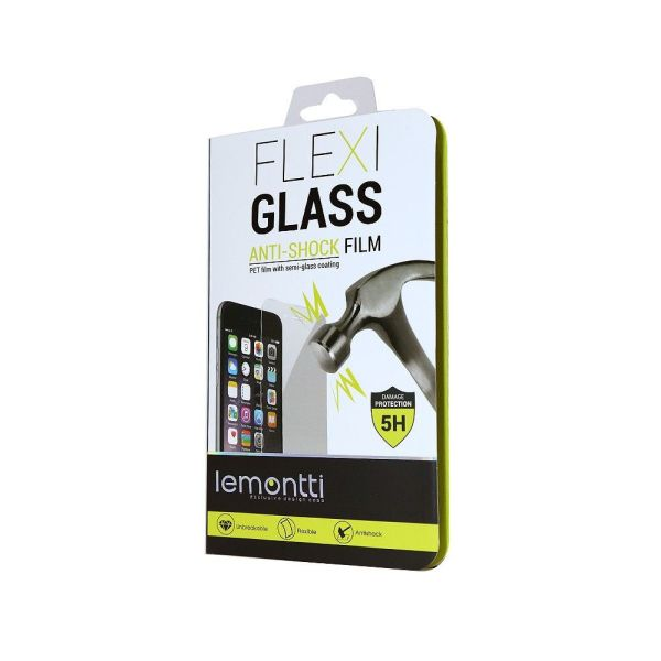 Folie Lemontti flexi glass pt Huawei Y6(2017)