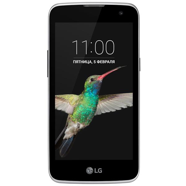 Smartphone LG K4 LTE 8GB black Resigilat
