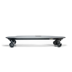 Skateboard Longboard Electric Freewheel M1 black