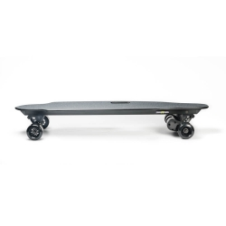 Skateboard Longboard Electric Freewheel M2 black