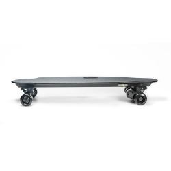 Skateboard Longboard Electric Freewheel M2 black