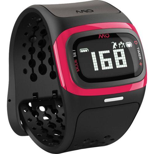 Bratara MIO Alpha 2 heart rate pink