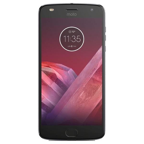 "Motorola Moto Z2 Play 4G Dual SIM 5.5"""" Octa-Core 64GB dark grey"