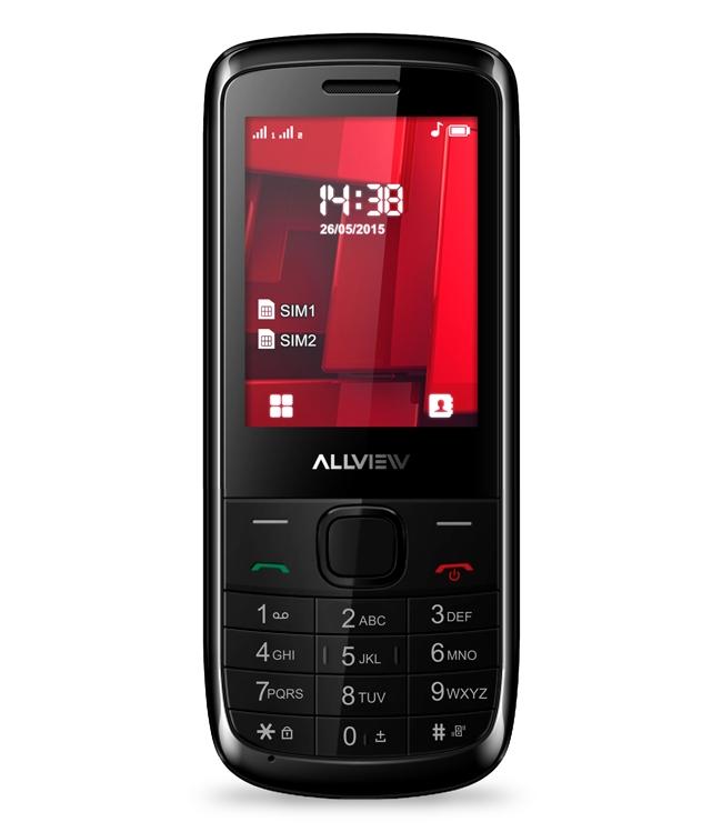 Telefon mobil Dual SIM Allview M7 Stark black