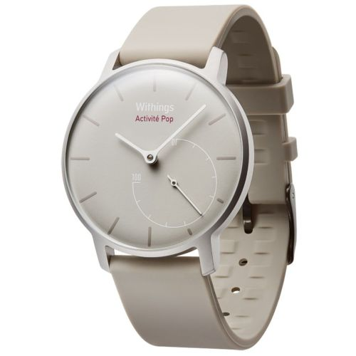 Ceas Withings Activite Pop Smartwatch sand