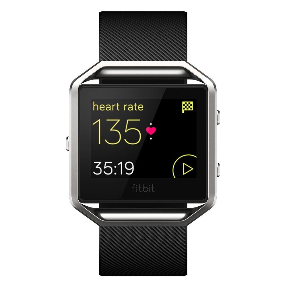 Ceas Fitbit Blaze Smartwatch Small black