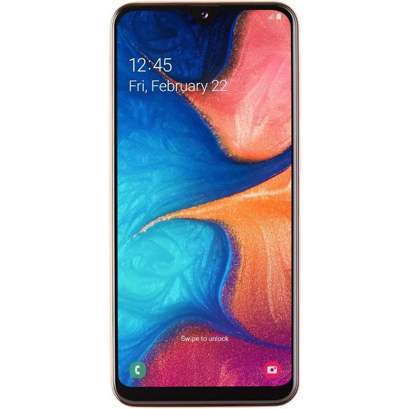 Samsung Galaxy A20e 5.8inch 4G Dual SIM 3GB RAM 32GB coral