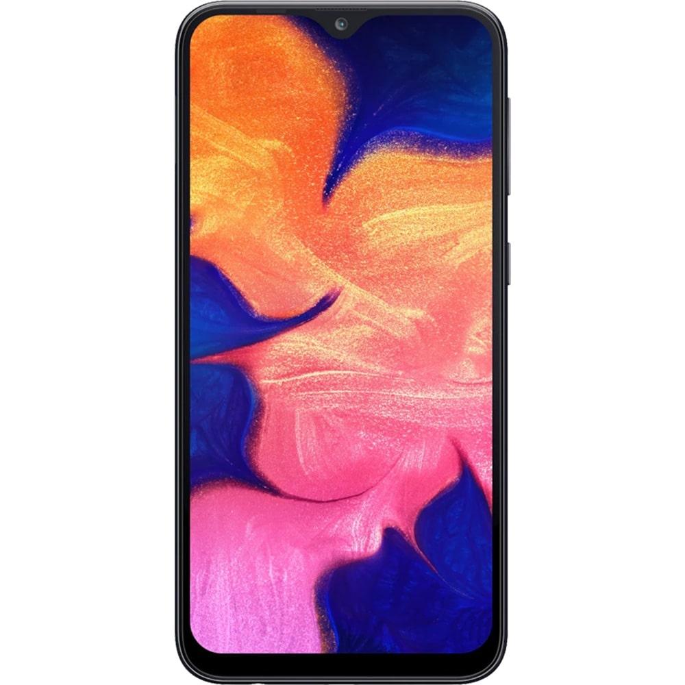 Samsung Galaxy A10 Dual SIM 4G 6.2inch Octa-Core 32GB black