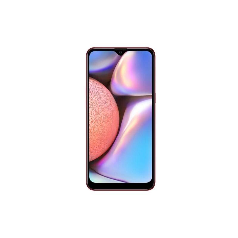Samsung Galaxy A10s 6.2' 4G Dual SIM Octa-Core red