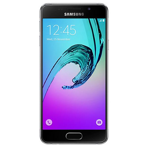Smartphone Samsung Galaxy A3 (2016) SM-A310F LTE 16GB black Resigilat