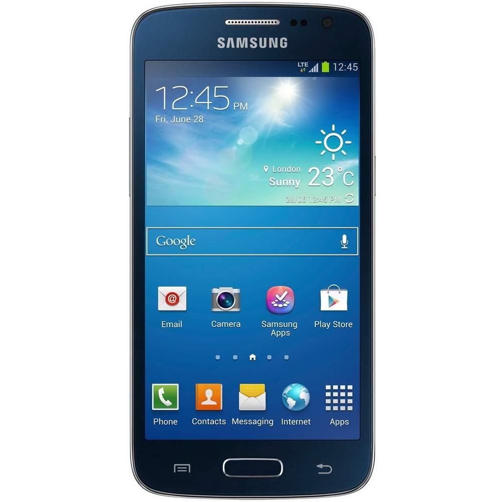 Smartphone Samsung Galaxy Express 2 G3815 LTE 8GB blue Resigilat