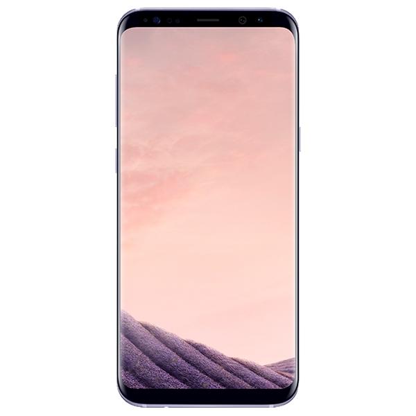 "Samsung Galaxy S8+ 6.2"""" 4G Octa-Core 4GB RAM 64GB orchid grey"