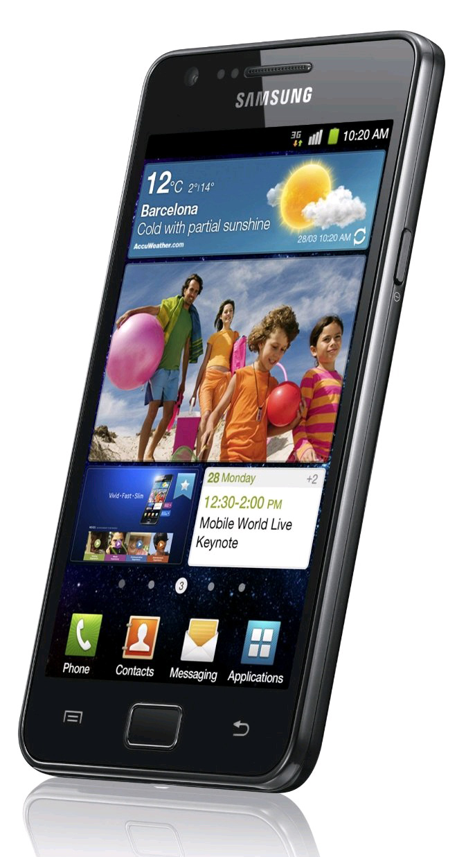 Imagine indisponibila pentru Telefon mobil Samsung Galaxy S2 Duos S7582 black Resigilat