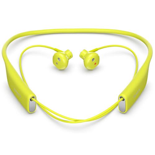 Casti Bluetooth Sony SBH70 NFC stereo green