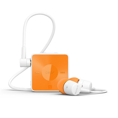Casti Bluetooth Sony SBH20 Stereo orange