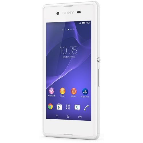 Telefon mobil Sony Xperia E3 D2212 Dual SIM white