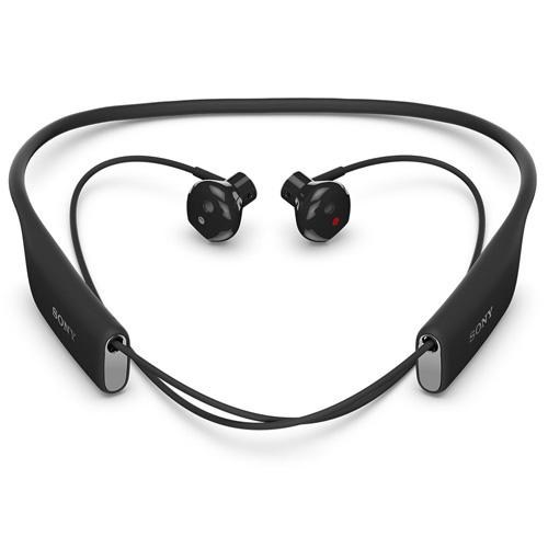 Casti Bluetooth Sony SBH70 NFC stereo black