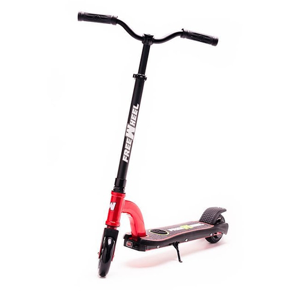 Trotineta Electrica Freewheel Rider Kids red