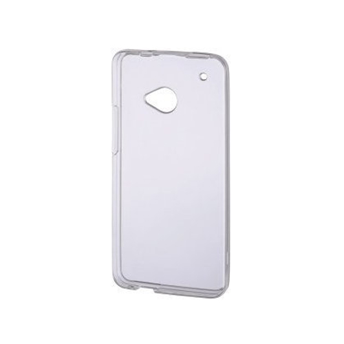 Capac protector si folie protectie HTC HC C843 pt One
