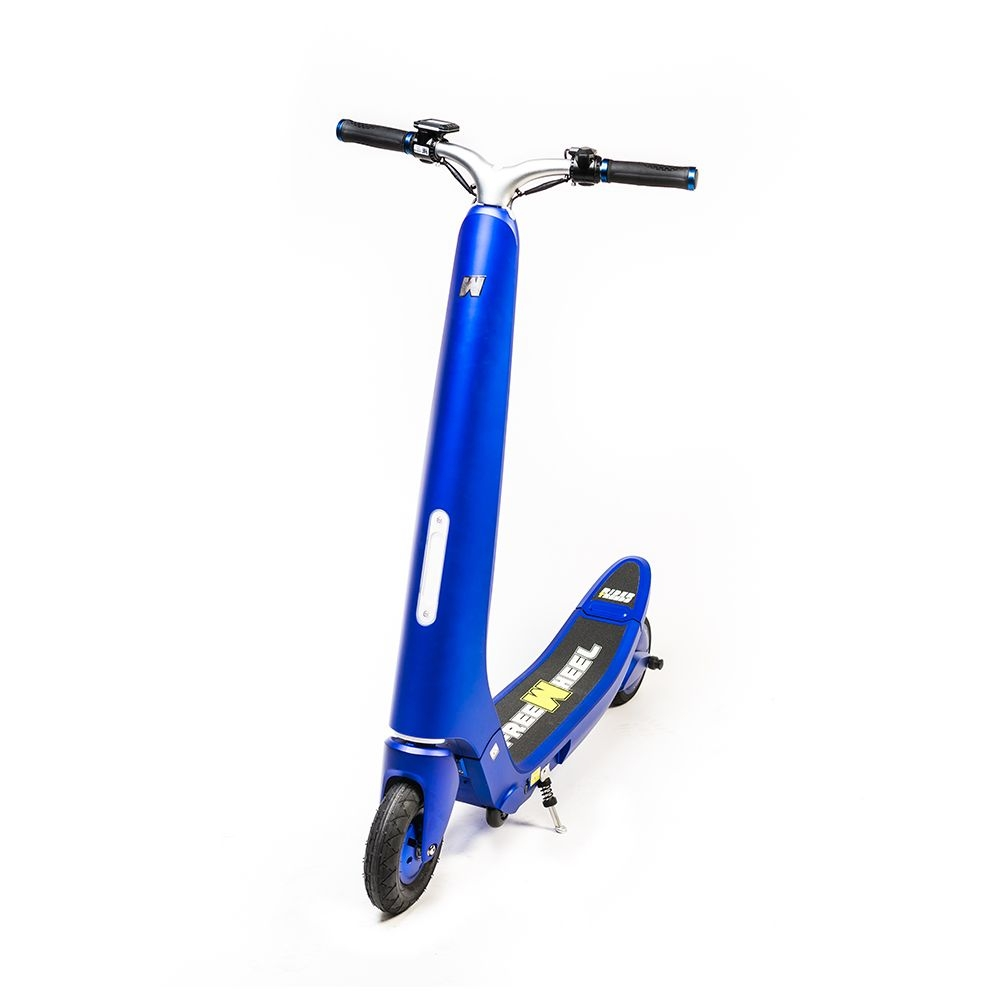Trotineta Electrica Freewheel Rider Trends blue