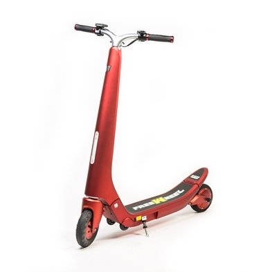 Trotineta Electrica Freewheel Rider Trends red