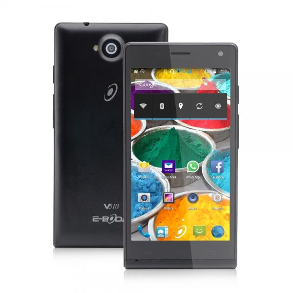 Smartphone Dual Sim E-Boda Storm V510 4GB black