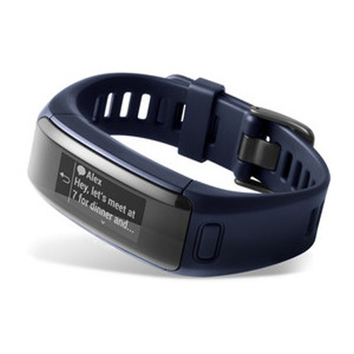 Bratara Garmin VivoSmart HR activity tracker regular blue