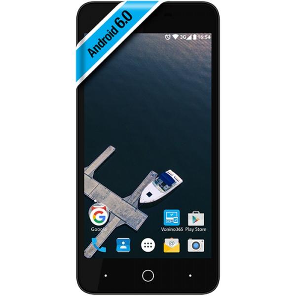Smartphone Dual SIM Vonino Jax S 8GB dark blue Resigilat