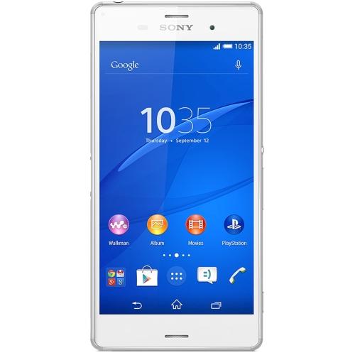 Telefon mobil Sony Xperia Z3 D6653 LTE 16GB white