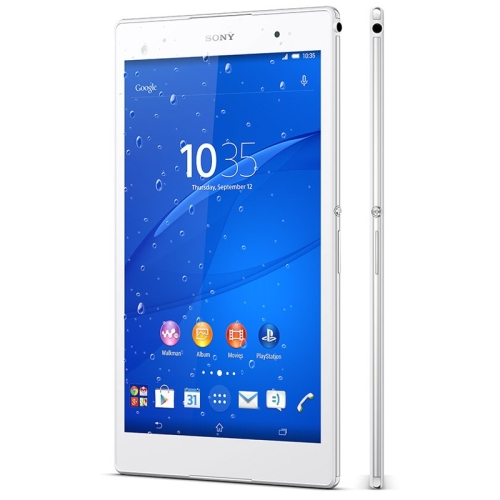Tableta Sony Xperia Z3 Tablet Compact LTE 16GB white