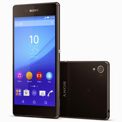 Smartphone Dual SIM Sony Xperia Z3+ E6533 LTE 32GB black