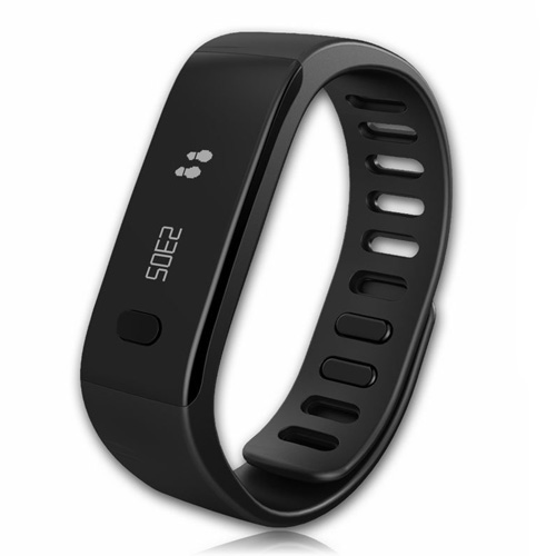 Bratara Mykronoz Zefit smart fitness black