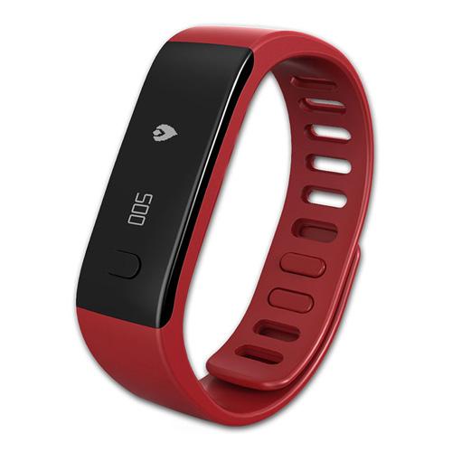 Bratara Mykronoz Zefit smart fitness red