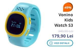 Ceas + GPS tracker Vonino Kids