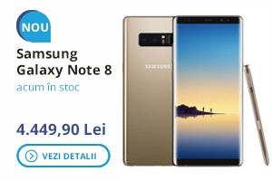 Samsung Galaxy Note 8 in stoc