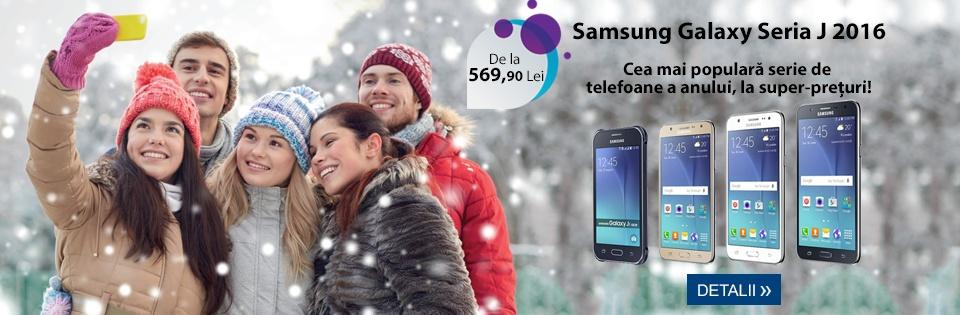 Samsung Galaxy J 2016